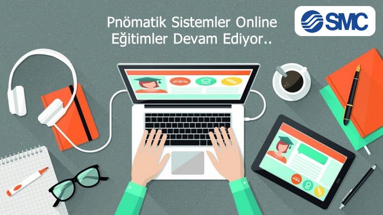 SMC Pnömatik Online Eğitimlere Gözat